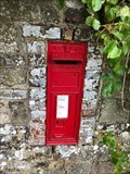 Image for Victorian Wall Post Box - Burton Park, West Sussex, UK