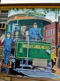 Image for Amherst Community History Mural - Amherst, MA