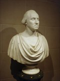 Image for George Washington Marble Bust, 1844 by Hiram Powers