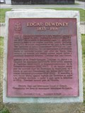 Image for Edgar Dewdney National Historic Person of Canada, Regina, Saskatchewan