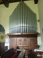 Image for St Mary and St Lawrence Church Organ - Cauldon, Stoke-on-Trent, Staffordshire, UK.