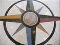 Image for Virginia Welcome Center Compass Rose - Bastian, VA