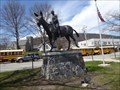 Image for Hannibal the West Point Mule - Highland Falls, NY