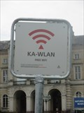 Image for Friedrichsplatz - KAW-LAN Hotspot - Karlsruhe/Germany
