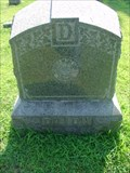 Image for Dillon - Glendale Cemetery - Conneaut, OH
