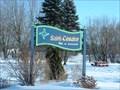 Image for Saint-Césaire Welcome Sign - Quebec, Canada