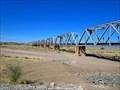 Image for Gila River Railroad Bridge - Coolidge, AZ