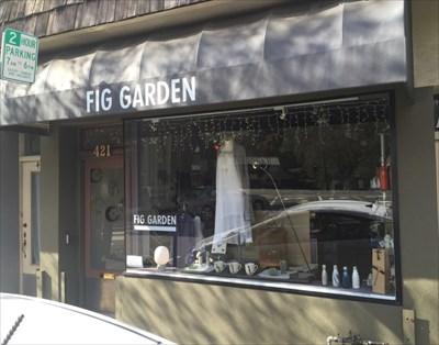 The Fig Garden, San Anselmo, California