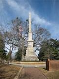 Image for Oakland Cemetery Confederate Memorial Obelisk - Atlanta, GA