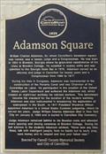 Image for Adamson Square - Carrollton, GA