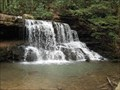 Image for Lower Kiner Hollow Falls - Church Hill, TN