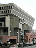 Image for Boston City Hall - Satellite Oddity - Boston, Massachusetts, USA.