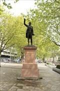 Image for Edmund Burke - Colston Avenue, Bristol, UK