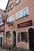 Image for Metzgerei/Butcher Erich Trumpp - Rothenburg ob der Tauber, Bavaria, Germany