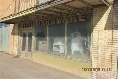 Waymark Code: WMB8K9, Kerr Hardware in Dimmitt, Texas