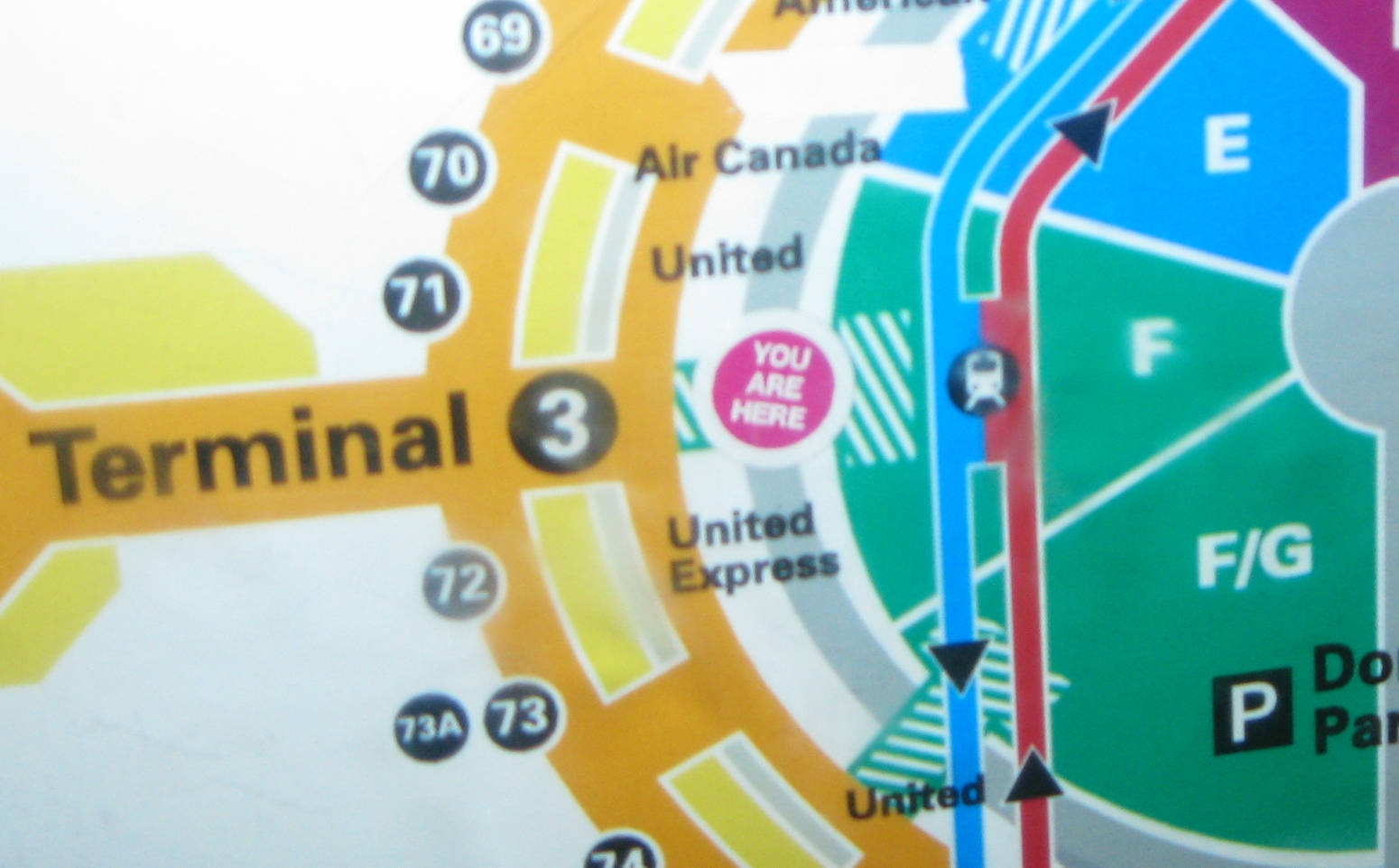 Home San Francisco Airport Map Terminal San