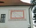 Image for Sundial - Milevsko, Czech Republic