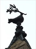 Image for Dove of Peace - Obelisk at Piazza Navona - Roma, Italy