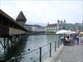 Image for Kapellbrücke - Luzern, Switzerland
