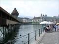 Image for Kapellbrücke - Luzern, Switzerland
