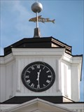 Image for Old Courthouse Clock, Winchester, Virginia