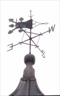 Image for Five Oak Tree weathervane - Keswick, Cumbria, UK