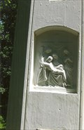 Image for The Body of Jesus is Taken Down off the Cross - Starkenburg, MO