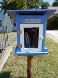Image for W. Gramercy Place Little Free Library - San Antonio, TX 78201