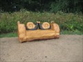 Image for Snail bench  Priory Park - Bedford