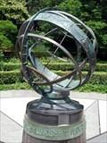 Image for Armillary sphere, Brooklyn Botanic Garden - New York, New York