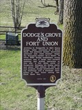 Image for Dodge's Grove and Fort Union