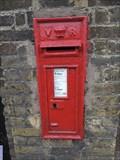 Image for Victorian Post Box - Worton Road, Isleworth, London, UK
