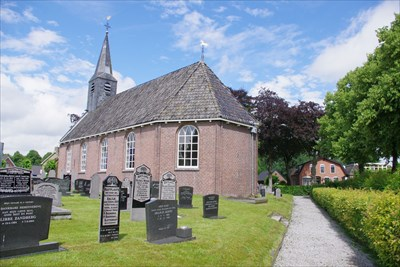 Reformed Church Cemetery incl. Commonwealth War Graves - Rottevalle NL