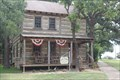"Image for ""Cisco Couple Buys 19th Century Log Cabin"" -- Cisco TX"