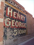 Image for Henry George - 5¢ Cigars