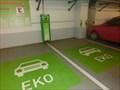 Image for Electric Car Charging Station - Palmovka - Kaufland, Prague, Czech Republic