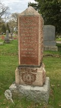 Image for Geo. Kennedy - Saint Mary's Roman Catholic Cemetery - Tillsonburg, ON