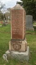 Image for Geo. Kennedy - Saint Mary's Roman Catholic Cemetery - Tillsonburg, ON