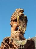 Image for Lion @ Unterer Marktbrunnen - Weil der Stadt, Germany, BW