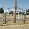 Image for Rose Hill Cemetery - Tulia, TX
