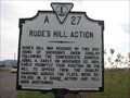 Image for Rude's Hill Action