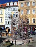 Image for Public fountain in Lesser Square in Prague / Kašna na Malém námestí v Praze