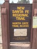 Image for New Santa Fe Regional Trail North Gate Trailhead