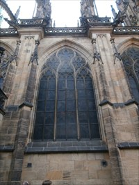 St. Vitus Stained Glass Windows, Prague