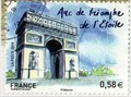 Image for Arc de Triomphe - Paris, France