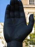 Image for Freedom Hand - Civil Rights Garden - Atlantic City, NJ