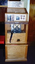 Image for American Civil War Museum Penny Smashing Machine, Gettysburg, Pennsylvania