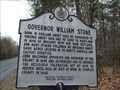 Image for Governor William Stone