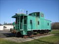 Image for Hoquiam Train Depot Caboose - Hoquiam, Washington