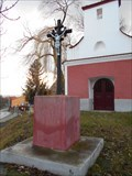 Image for Churchyard cross - Vrbicany, Czechia